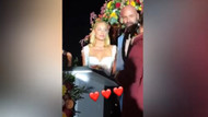 Acun Ilıcalı'nın yakın arkadaşı Esat Yontunç, Hande Gülşen ile evlendi
