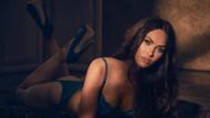 Megan Fox'dan çılgın pozlar