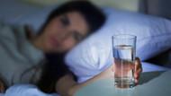 Neden başucunuzdaki suyu içmemelisiniz?