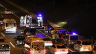 Taksi şöförü lastik değiştirirken feci şekilde hayatını kaybetti