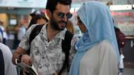 Oyuncu Murat Yıldırım Faslı eşiyle hacca gitti