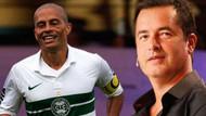 Brezilyalı futbolcu Alex de Souza Survivor'da yer alacak mı?