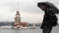 Meteoroloji'den son dakika Marmara ve fırtına uyarısı