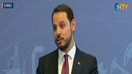 Bakan Berat Albayrak dev ihale sonrası açıklama yaptı