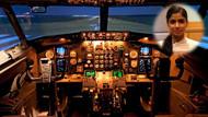 Hintli kadın pilot dünyanın en genç Boeing 777 kaptanı oldu