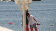 Fatmagül Fakı yeni sevgilisi Kerem Lafçı ile Bodrum tatilinde