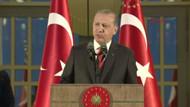 Erdoğan'dan 30 Ağustos mesajları: Hain emellerine...