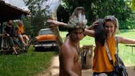 Burcu Biricik Küba'da yerli halkın arasına karıştı