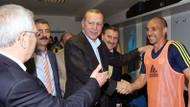 Cumhurbaşkanı Erdoğan'dan Fenerbahçe'ye destek!