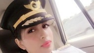 30 yaşındaki kadın pilottan dünyada bir ilk
