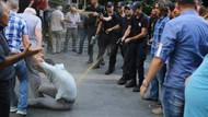 Ankara ve İstanbul'da Gülmen ve Özakça eylemine polis müdahalesi