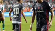 Pepe ve Negredo Beşiktaş formasıyla ilk resmi maçına çıktı