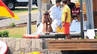 Bikinili yakalanan Işıl Reçber'den dürbünlü önlem