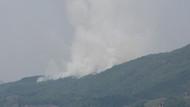 Kazdağları'nda 4 ayrı noktada orman yangını başladı