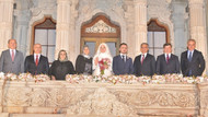 Karar yazarının kızı evlendi; şahitler, Abdullah Gül ve Ahmet Davutoğlu