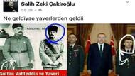 AKP'li belediye çalışanından Atatürk'e ağır hakaretler