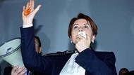 Meral Akşener'in kınalı eli partinin logosu oluyor