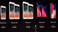 iPhone X: En farklı tasarıma sahip Apple telefon