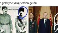 Atatürk'e hain demek Ben şerefsizin tekiyim diye bağırmak gibi bir şey!