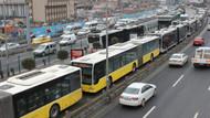 Metrobüsü karıştıran taciz iddiası