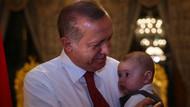 Cumhurbaşkanı Erdoğan o fotoğrafın hikayesini anlattı