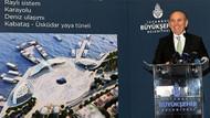 Kadir Topbaş'ın Çılgın projem dediği Kabataş-Üsküdar yaya tüneli iptal edildi