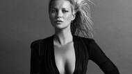 Kate Moss da nasibini aldı: Utan Londra...