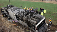 Medyada flaş gelişme: Kaza yapan otobüs firmaları gizlenmeyecek
