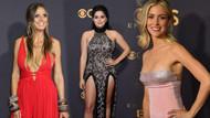 69. Emmy Ödül Töreni'ne yıldız yağdı! İşte ünlülerin kırmızı halı pozları