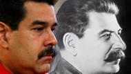 Maduro: Beni Karayiplerin Stalin'i olarak görenler var