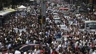 Meksika'da 7,1 büyüklüğünde deprem! Halk sokaklarda