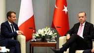Erdoğan Macron'dan intikamını böyle aldı