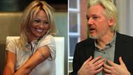 Pamela Anderson'dan WikiLeaks kurucusu Assange ile aşk iddiasına şoke yanıt