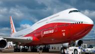 Boeing yolcu uçağı internette açık artırmayla satılıyor