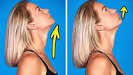 Yüzünüzü inceltmek için en etkili egzersiz önerileri