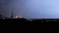 İstanbul'da yağmur zor anlar yaşattı