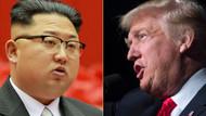 Trump'tan Kim Jong-un'a çok sert sözler!
