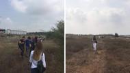 Çukurova Üniversitesi Hukuk Fakültesi'ne giden yolda taciz korkusu