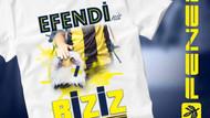 Fenerbahçe'den tişört göndermesi: Efendiniz biziz