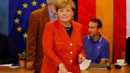 Son dakika: Almanya'da Merkel 4. kez zafer kazandı