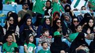 Kral Fahd Stadı ilk kez kadınlara açıldı