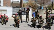 Bu fotoğraf Kerkük'te çekildi: Türkmen akıncılar görevde