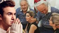 Mustafa Ceceli'nin eşi Selin İmer Ahmed Hulusi'nin dizlerine yattı