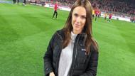 Vodafone Park'ı güzelliğiyle sallayan Esther Sedlaczek kimdir?