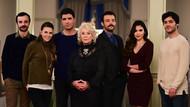 İstanbullu Gelin setinde gerçeğe dönüşen aşk