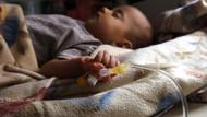 Yemen'de kolera salgını artıyor: 750 bin kişi