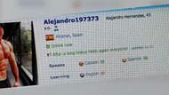 Murat Başoğlu İspanyol oldu! Alejandro ismiyle seks partneri arıyor
