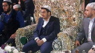 Menzil tarikatındaki taht fotoğrafına Ahmet Hakan'dan tepki
