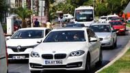 Bodrum'da tatilcilerin dönüş yoğunluğu başladı