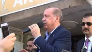 Erdoğan: Kurban Bayramı'nda Genelkurmay Başkanı ilk defa sınırda dolaştı